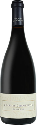 Charmes Chambertin Amiot Servelle rouge 2015