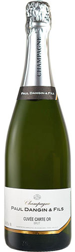 Dangin brut Carte Or vin de Champagne