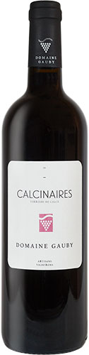Gauby Calcinaires rouge 2019 Côtes Catalanes