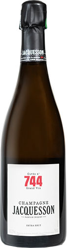 Jacquesson Champagne Extra-Brut 744 blanc