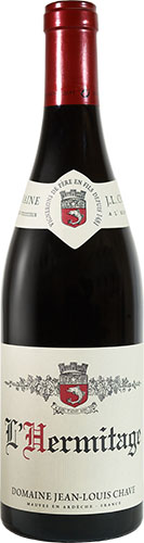 Hermitage Jean Louis Chave rouge 2014