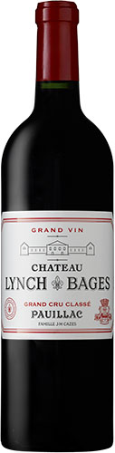 Lynch Bages 2016 Pauillac
